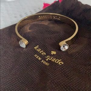 Kate Spade Gold Cuff